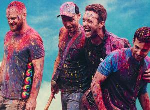 Концерт Coldplay в формате виртуальной реальности