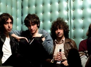 Книга «The Strokes: The First Ten Years»