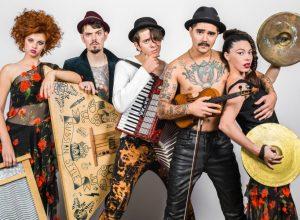 Новый песни The Hatters будут представлены в Москве в ноябре