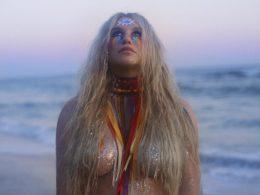 Новый альбом Kesha - Rainbow
