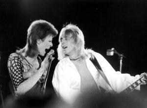 документальный фильм о Мике Ронсоне «Beside Bowie: The Mick Ronson Story»