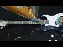 Клип AUTOMATICA 4k - Robots Vs. Music от Найджела Станфорда