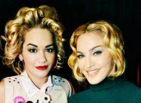 Rita Ora - Like A Virgin (Madonna Cover BBC 1 Live Lounge)