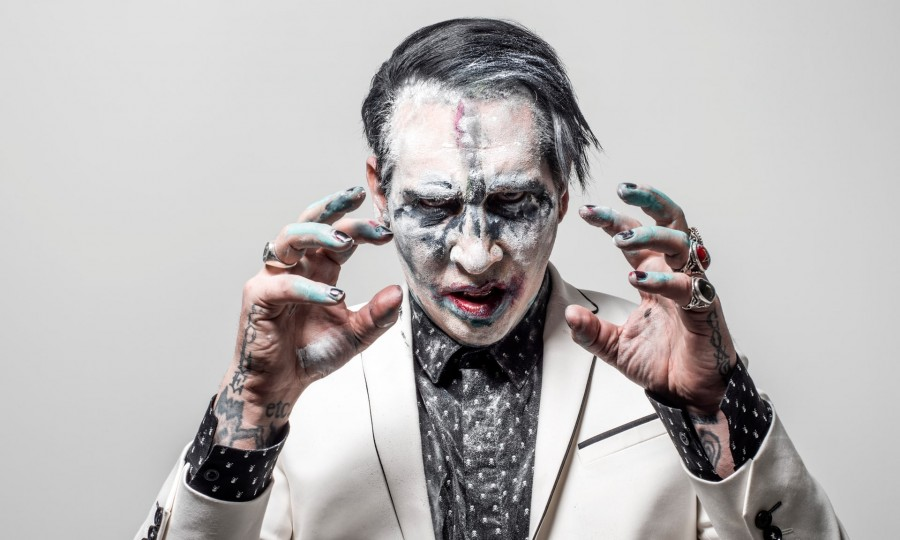 Новый альбом Marilyn Manson - Heaven Upside Down: рецензия