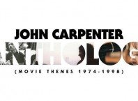 Сборник музыкальный тем John Carpenter - Anthology: Movie Themes 1974-1998