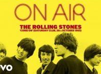 Альбом редких записей The Rolling Stones — On Air выйдет зимой