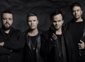 Альбом The Rasmus – Dark Matters