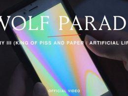 Клип Wolf Parade - Cry III