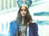 Съемка Rihanna для Vogue Arabia: скандальная красота