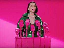 Новый сингл St. Vincent - Pills: все о девочках