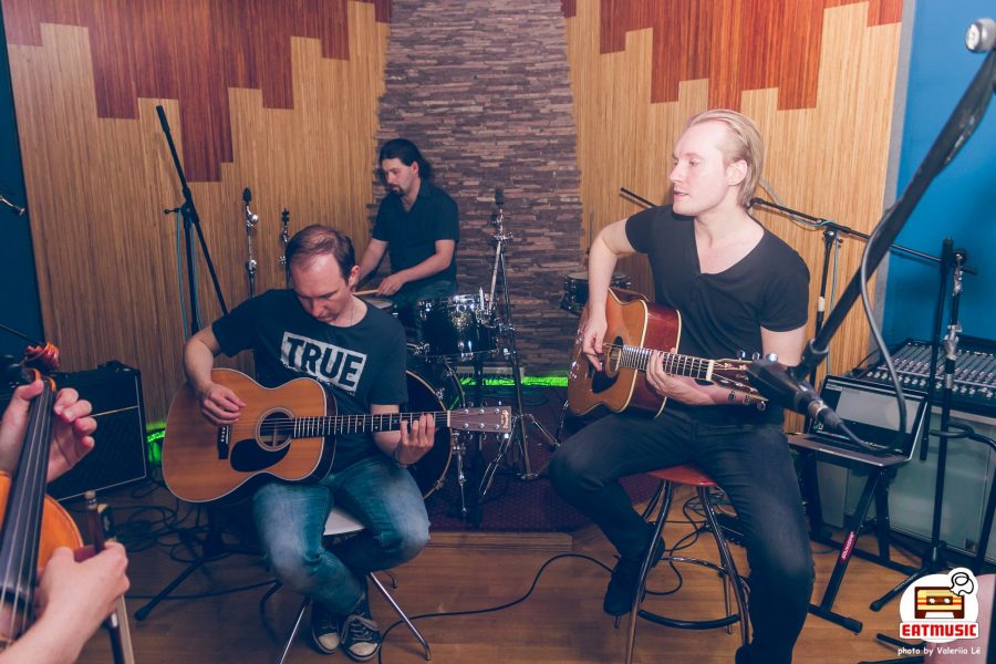 Виталий Алексашин (группа Bunraku) в интервью: «Мне сложно объяснить, что играет в моей голове»