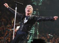 Зал славы рок-н-ролла 2018 пополнят Бон Джови, The Cars и Dire Straits
