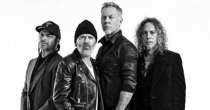Группа Metallica получит премию Polar Music Prize