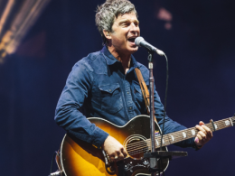 Концерт Noel Gallagher's High Flying Birds в Москве