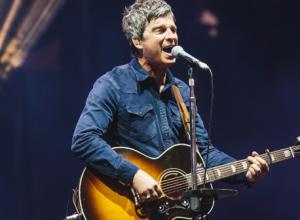 Концерт Noel Gallagher's High Flying Birds в Москве