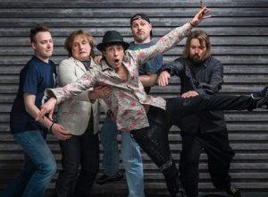 """30-летие группы """"Ногу Свело"""" отметят в Кремлевском дворце"""