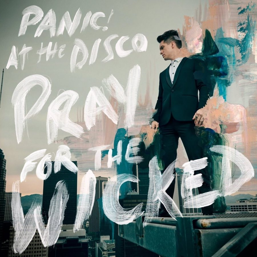 Новый альбом Panic! At The Disco - Pray For The Wicked