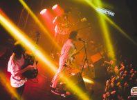традиционный весенний концерт группы «Валентин Стрыкало» в Москве