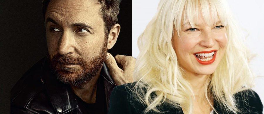 Новая песня David Guetta & Sia - Flames