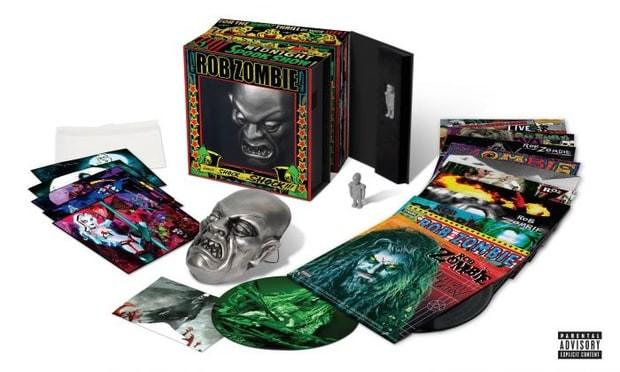 Виниловый бок-сет Rob Zombie поступит в продажу в конце марта
