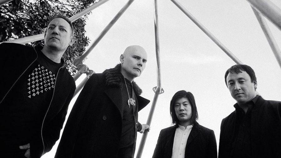 Новые песни The Smashing Pumpkins выйдут в формате EP