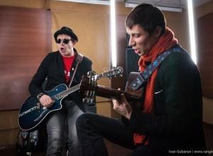 Проект GARIWOODMAN представил альбом «Друзья. Часть I»