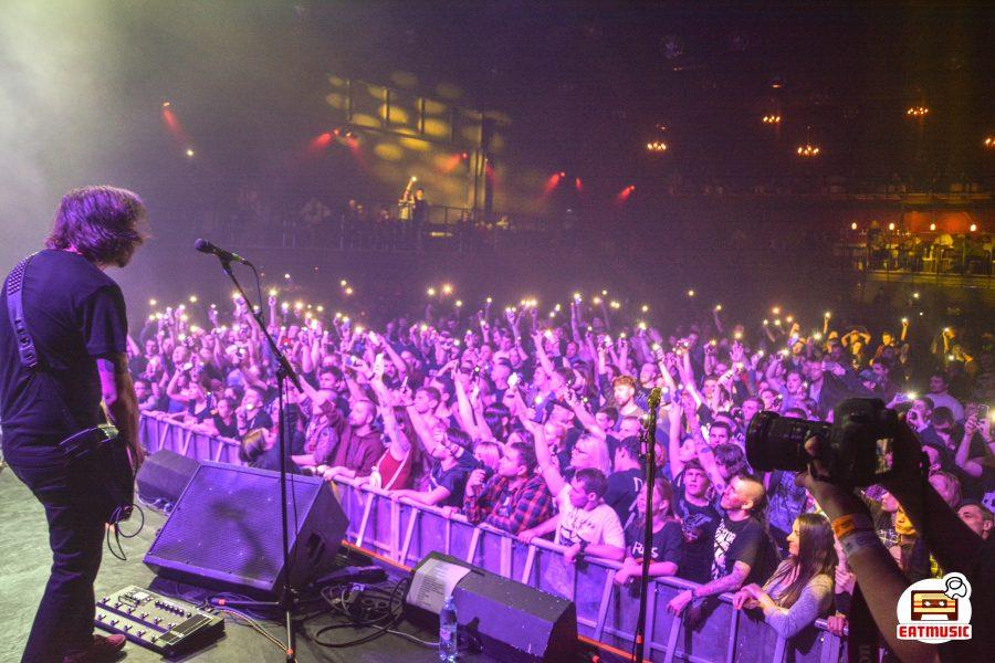 Концерт группы «План Ломоносова» (Театръ 22-04-2018): репортаж, фото Екатерина Томащук