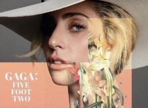 """Документальный фильм """"Гага:155 см"""" (Англ. Gaga: Five Foot Two)"""