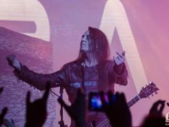 Концерт Pain в Москве (Arbat Hall 20-04-2018): репортаж, фото Роман Головчин