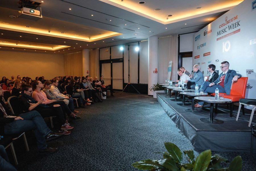 международный музыкальный форум Colisium St. Petersburg 2018