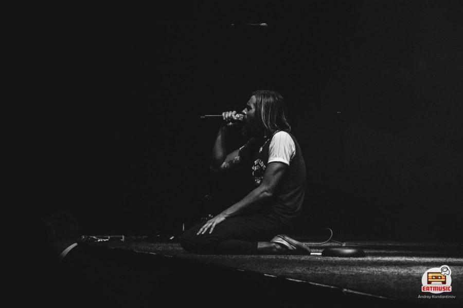 КонцертAwolnation в ГЛАВCLUB GREEN CONCERT 27-04-2018: репортаж, фото