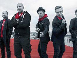 Юбилей второго альбома Ундервуд «Красная кнопка» отметят летом