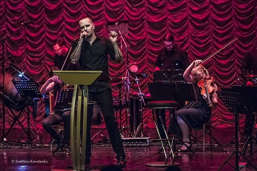 Концерт Lord of the Lost Ensemble в Москве (11-05-2018 ДК МИИТ): репортаж, фото Светлана Коваленко