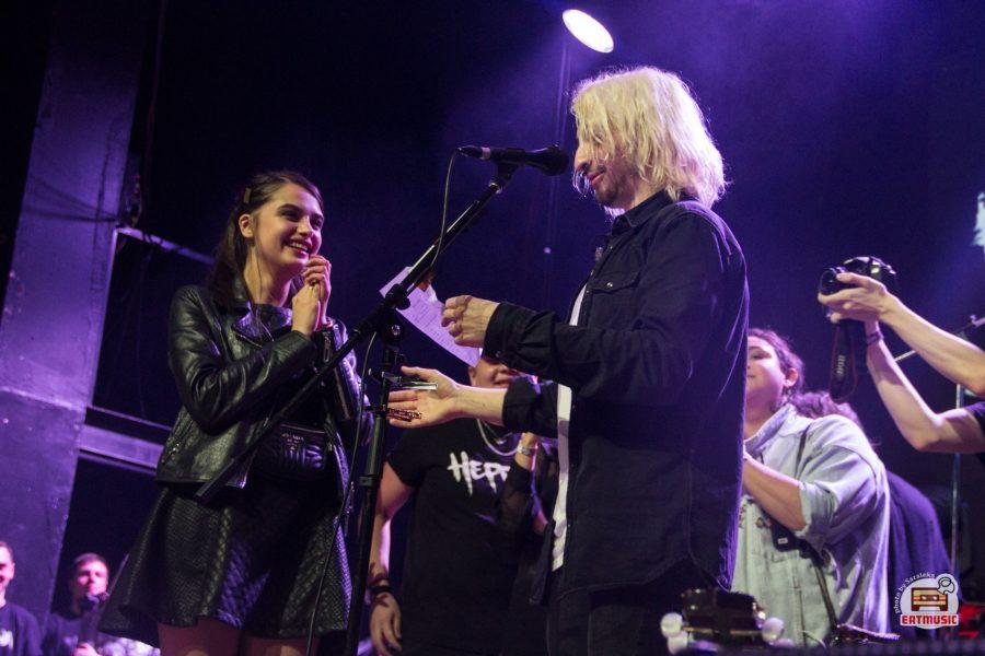 Концерт группы «Нервы» (ГЛАВCLUB 20-05-2018): репортаж, фото Александр Сазонов