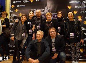 28 октября в самом центре Москвы в легендарном Hard Rock Cafe состоялась презентация нового музыкального онлайн-журнала «Рок-Вектор».