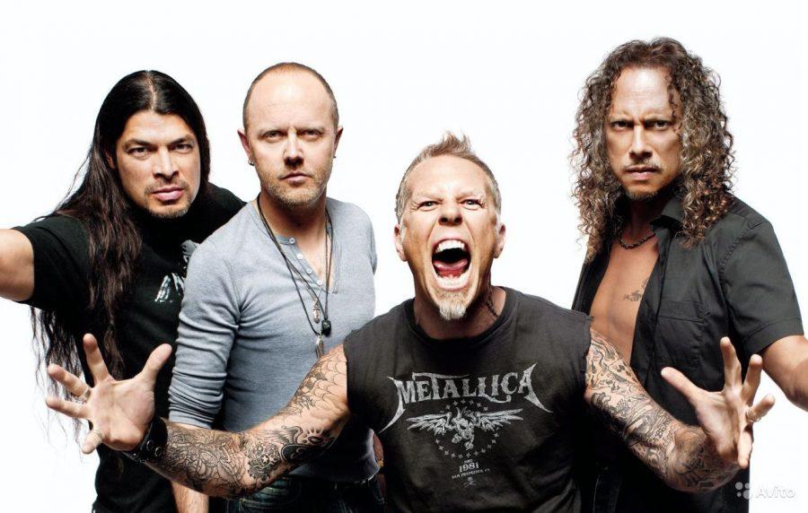 Metallica - самая популярная метал-группа на Spotify