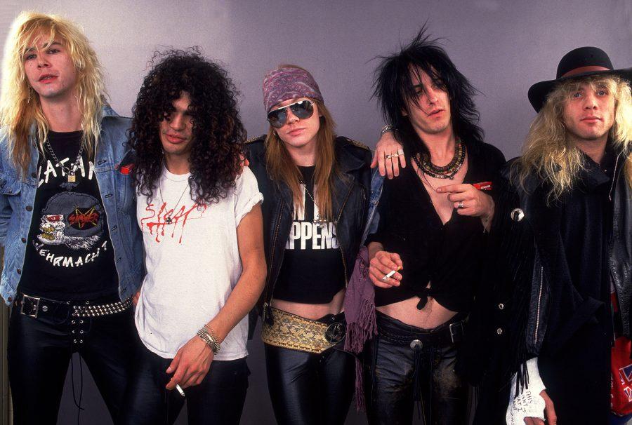 Отрывок из книги Мика Уолла «Последние гиганты. Полная история Guns N'Roses»