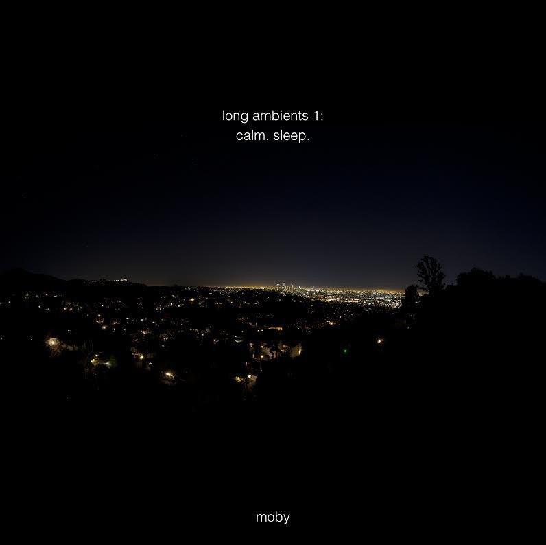 эмбиент-альбом Moby