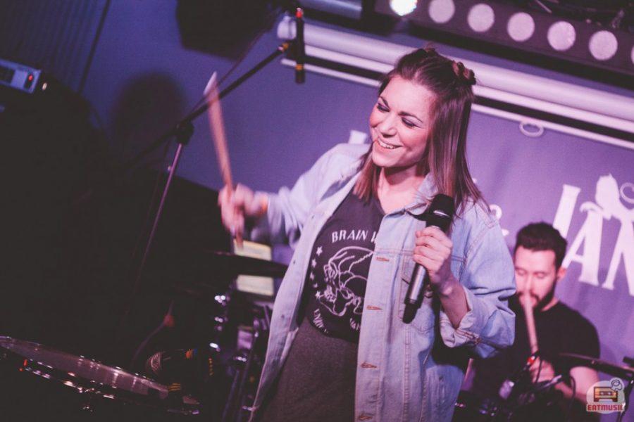 Выступление группы Jenya Noble