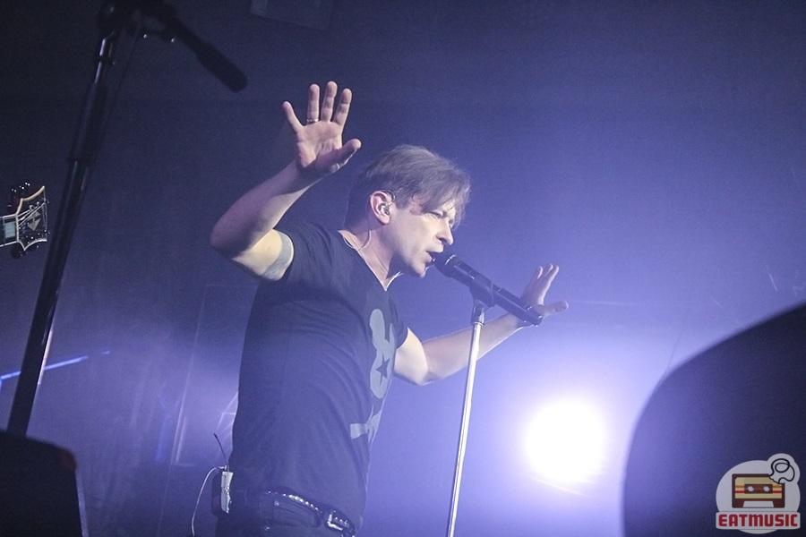 19 Марта в Рязани отгремел концерт группы Би-2