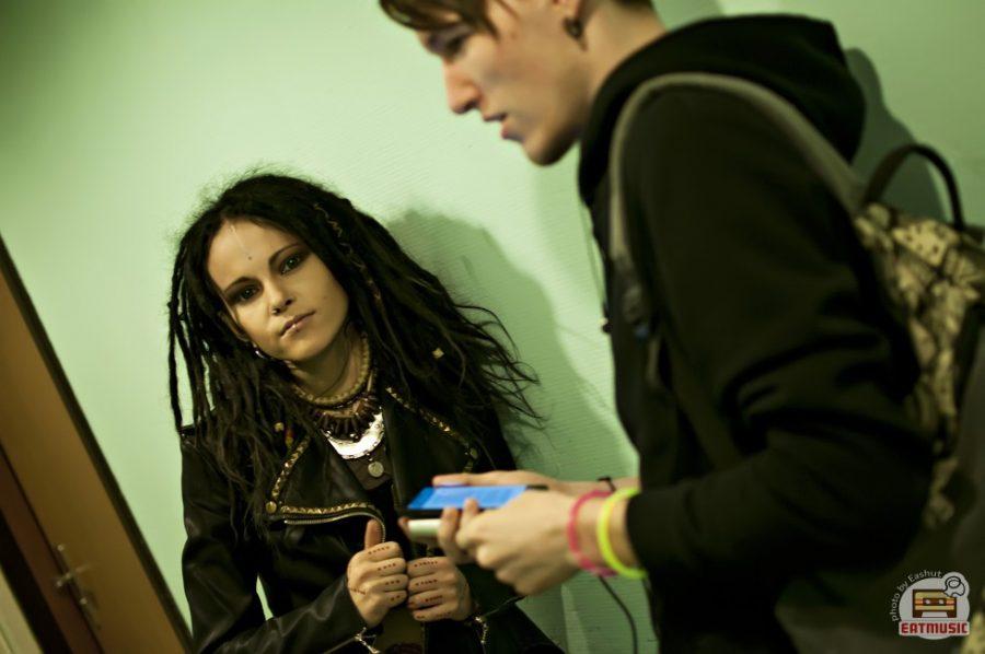 Даша Ставрович (Нуки) в интервью Eatmusic