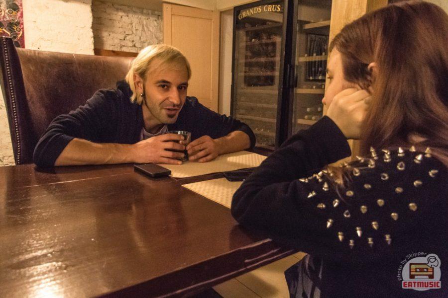 Костя Чалых в интервью Eatmusic