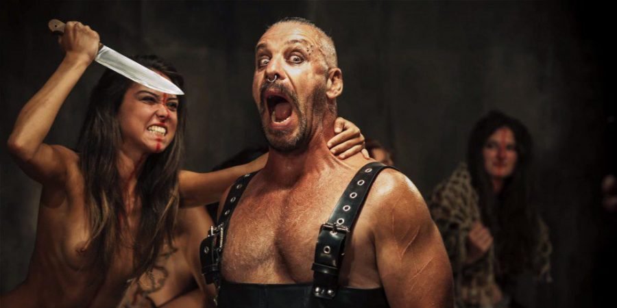 стиль Rammstein и Lindemann