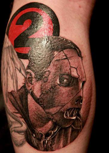 Татуировки музыкантов