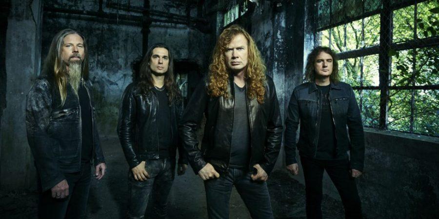 Megadeth & Nikki Sixx - Anarchy in The UK live Donwload'16