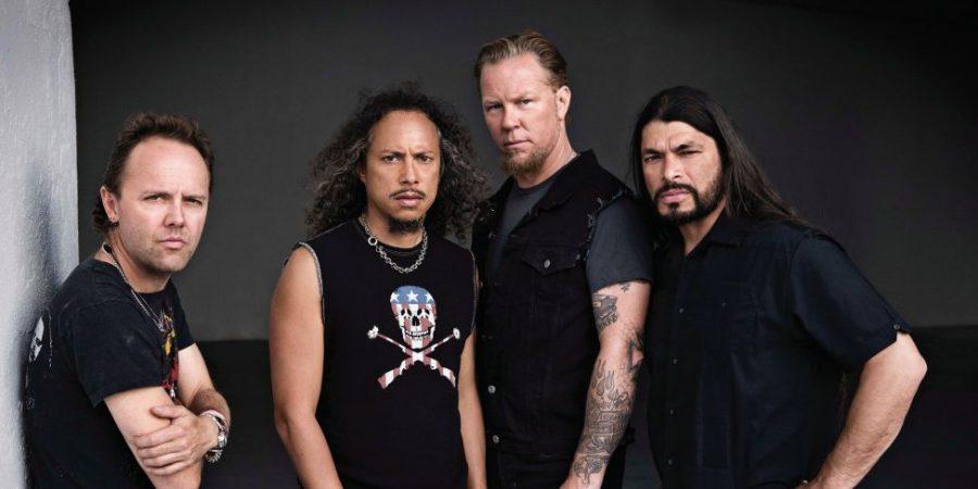 Новый альбом Metallica выйдет осенью: комментарии Джеймса Хэтфилда