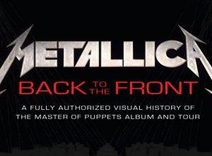 Книга Metallica: Back to the Front