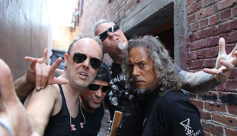Юбилейный альбом Metallica