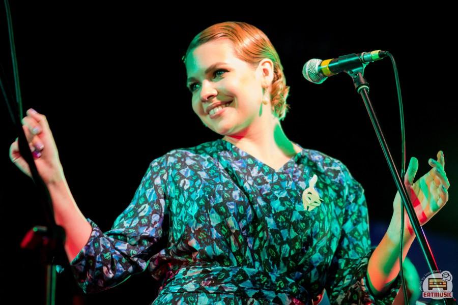 3 года Joy Music Group Алина Крочева и джазбэнд