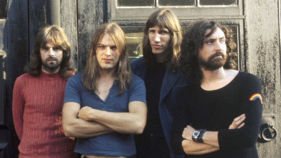 Выставка о Pink Floyd london